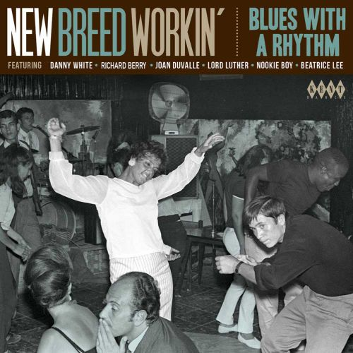 New Breed Workin': Blues With A Rhythm (MP3)