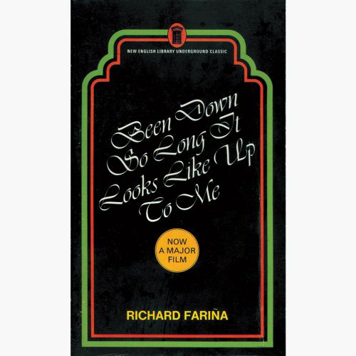 Richard Fariña advert