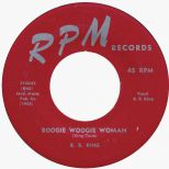 Boogie Woogie Woman by B. B. King