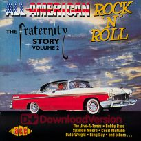 All American Rock 'n' Roll: The Fraternity Story Vol 2 (MP3)