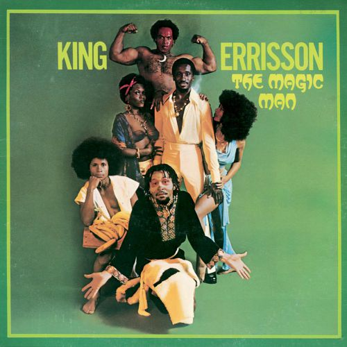 King Errisson The Magic Man