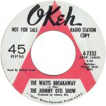 The Watts Breakaway by The Johnny Otis Show