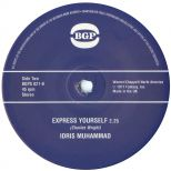 Express Yourself by Idris Muhammad