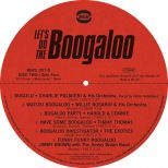Let's Do The Boogaloo LP Side D