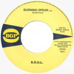 Burning Spear / Do Whatever You Want To Do