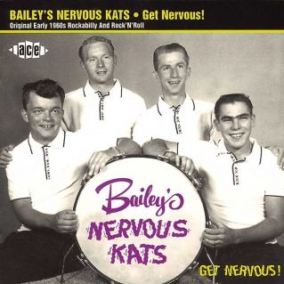 Bailey's Nervous Kats