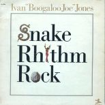 Snake Rhythm Rock LP sleeve front