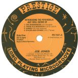 Introducing the Psychedelic Jazz Soul Guitar of Joe Jones LP label