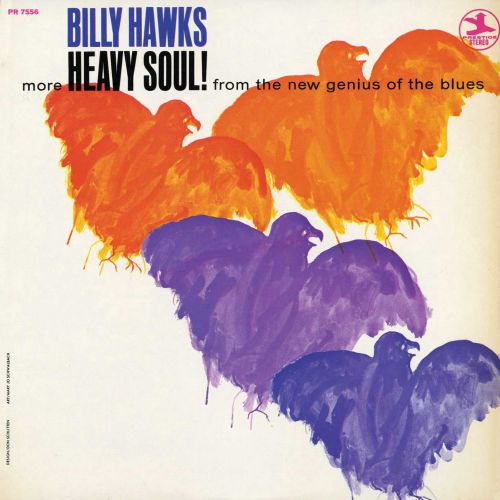 Heavy Soul! LP cover