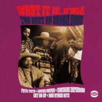 What It Is, Y'All - The Best Of Senor Soul