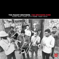 The Brothers Funk: Rare New York City Funk 1969-1975