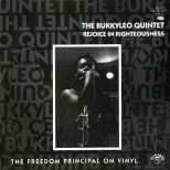 The Bukky Leo Quintet 'Rejoice In Righteousness' courtesy of Dean Rudland