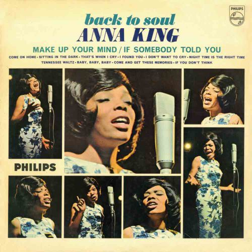 Anna King 'Back To Soul' courtesy of Dean Rudland