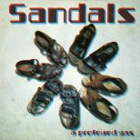 Sandals 'A Profound Gas' courtesy of Dean Rudland