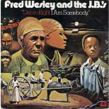 Fred Wesley & The JBs 'Damn Right I Am Somebody' courtesy of Dean Rudland