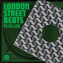 London Street Beats 1988-2009: 21 Years Of Acid Jazz Records