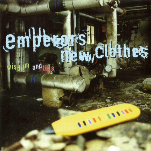 Emperors New Clothes 'Wisdom And Lies' courtesy of Dean Rudland