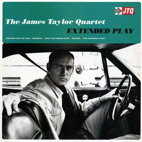 The James Taylor Quartet 'Extended Play' courtesy of Dean Rudland