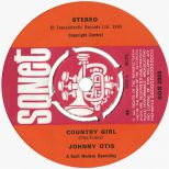 Johnny Otis 'Country Girl' courtesy of Dean Rudland