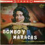 Climaco Sarmiento 'Bombo Y Maracas' courtesy of Mike Delanian
