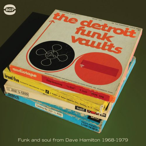 The Detroit Funk Vaults