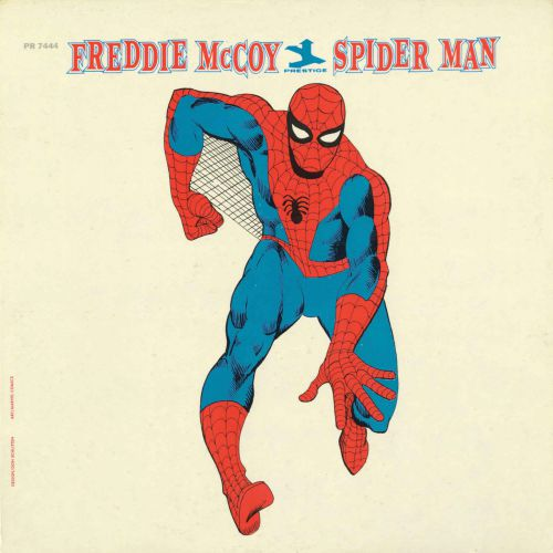 Freddy McCoy 'Spider Man'