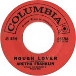 Aretha Franklin 'Rough Lover'