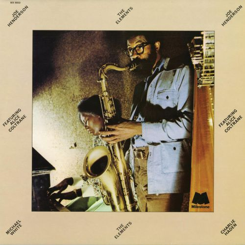 Joe Henderson & Alice Coltrane 'The Elements'