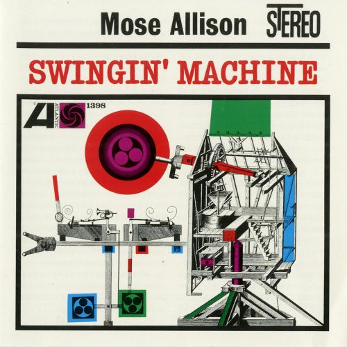 Mose Allison 'Swingin' Machine'