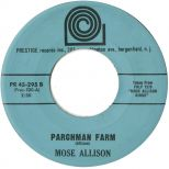 Mose Allison 'Parchman Farm'