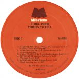Stories To Tell LP label courtesy of Dean Rudland