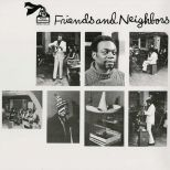 Friends And Neighbors LP back cover