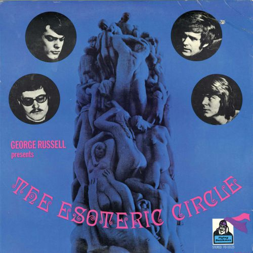 George Russell Presents The Esoteric Circle LP back