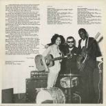 Stone Down Blues LP back cover
