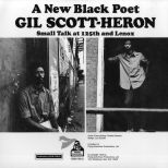 Gil Scott-Heron 'Small Talk At 125th And Lenox' advert