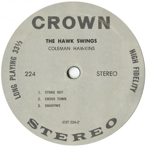 Crown LP 224