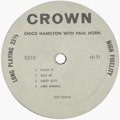Crown LP CST 310