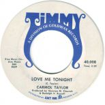 Carmol Taylor 'Love Me Tonight' courtesy of Tony Rounce