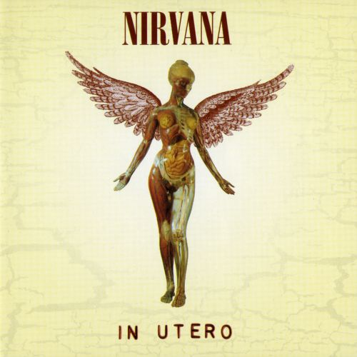 Nirvana 'In Utero' courtesy of Roger Armstrong