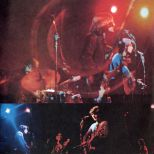 In Concert The Troubadour, 1969 LP inner detail