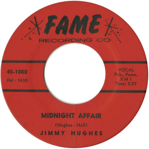 Jimmy Hughes 'Midnight Affair'
