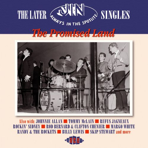 The Later Jin Singles: The Promised Land