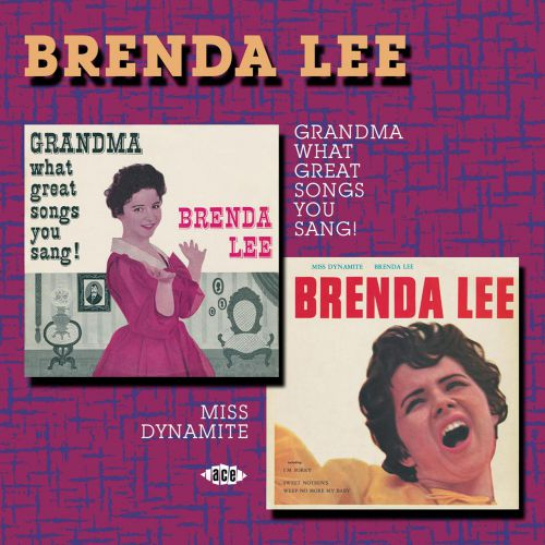 Grandma, What Great Songs You Sang/Miss Dynamite