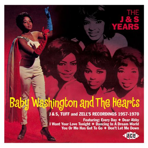 The J & S Years: J & S, Tuff And Zell's Recordings 1957-1970