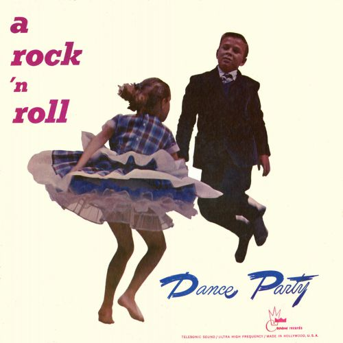 A Rock 'n' Roll Dance Party