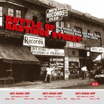 Battle Of Hastings Street: Raw Detroit Blues & R&B From Joe's Record Shop