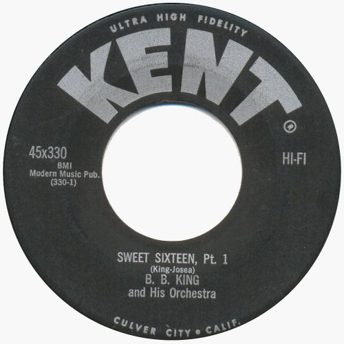 B.B. King 'Sweet Sixteen'