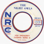 The Night Owls 'You Shouldn't Oughta Done It' courtesy of Ian Slater