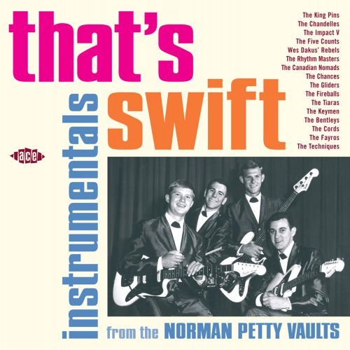 That's Swift: Instrumentals From The Norman Petty Vaults