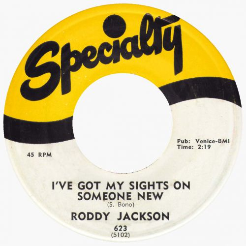 Roddy Jackson 'I've Got My Sights On Someone New'